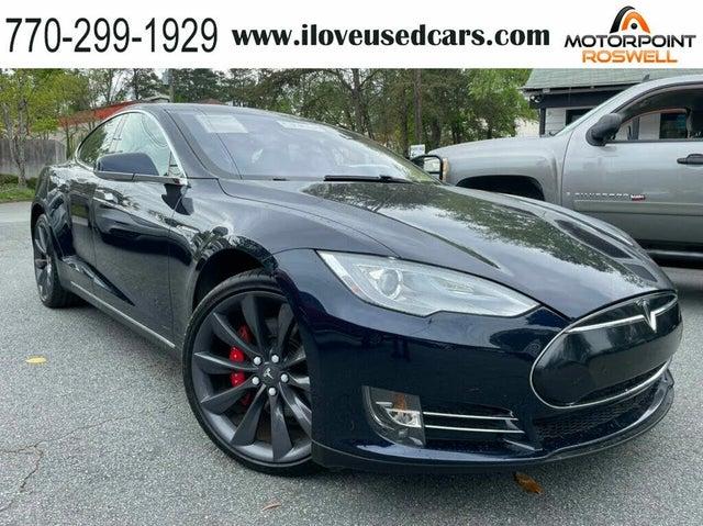 2014 Tesla Model S P85+ RWD