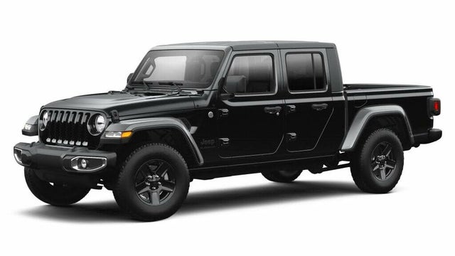 2021 Jeep Gladiator Sport S Crew Cab 4WD