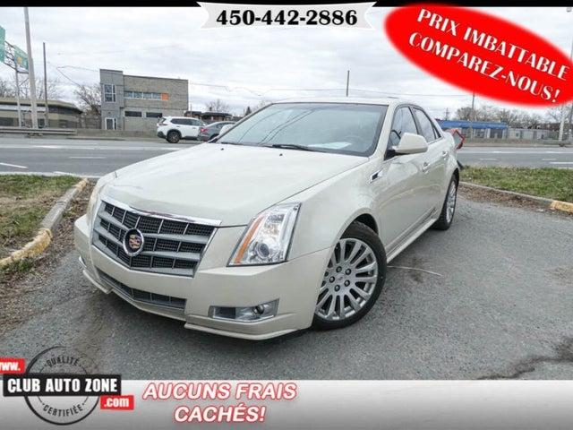 2011 Cadillac CTS 3.6L AWD
