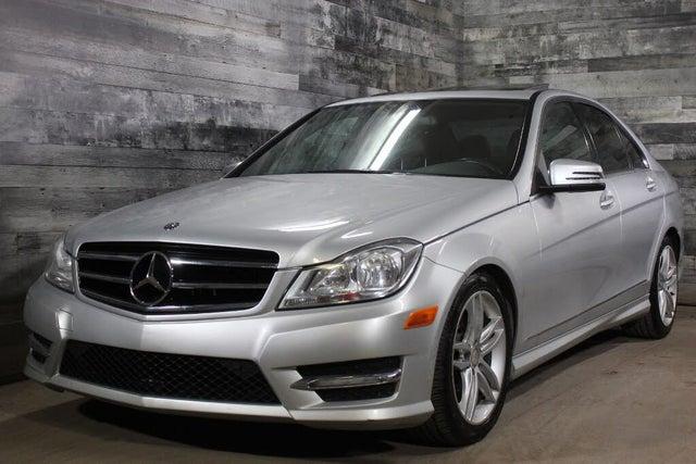 2014 Mercedes-Benz C-Class C 300 Luxury 4MATIC