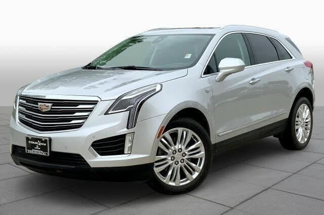 2018 Cadillac XT5 Premium Luxury FWD
