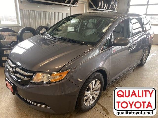 2016 Honda Odyssey SE FWD