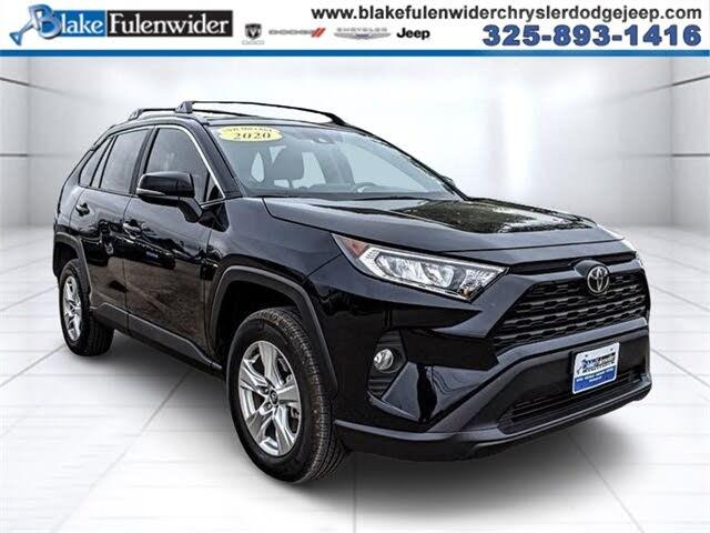 2020 Toyota RAV4 XLE FWD