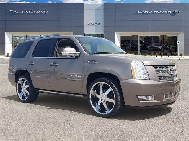 2013 Cadillac Escalade Premium 4WD