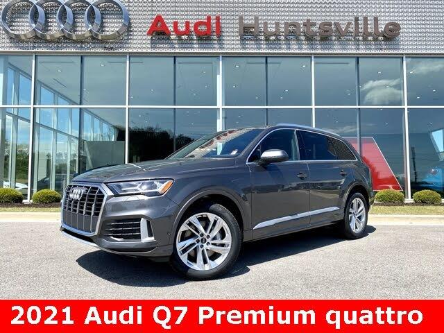 2021 Audi Q7 2.0T quattro Premium AWD
