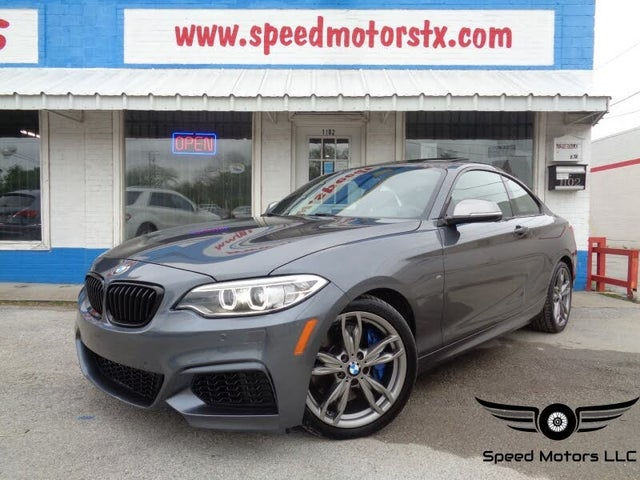 2014 BMW 2 Series M235i Coupe RWD