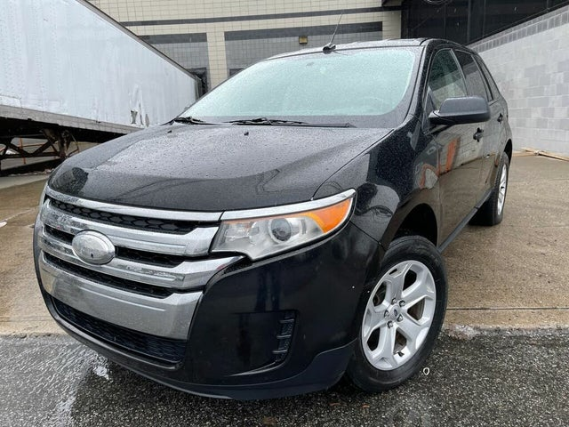 2013 Ford Edge SE Fleet AWD