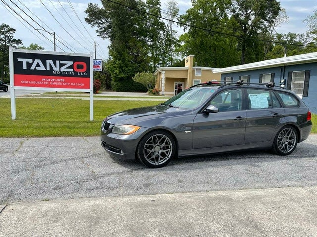 2007 BMW 3 Series 328i Wagon RWD