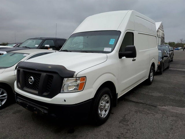 2014 Nissan NV Cargo 2500 HD SV with High Roof