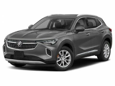 2021 Buick Envision Essence FWD