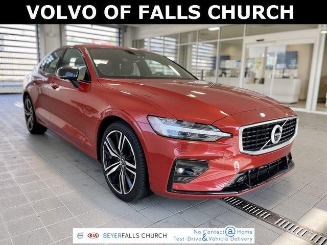 2020 Volvo S60 T5 R-Design FWD