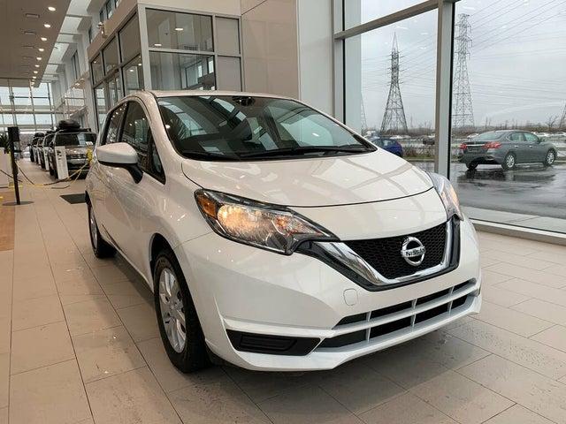 2018 Nissan Versa Note SV FWD
