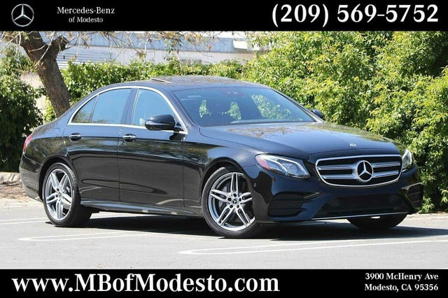 2018 Mercedes-Benz E-Class E 300 Sedan RWD