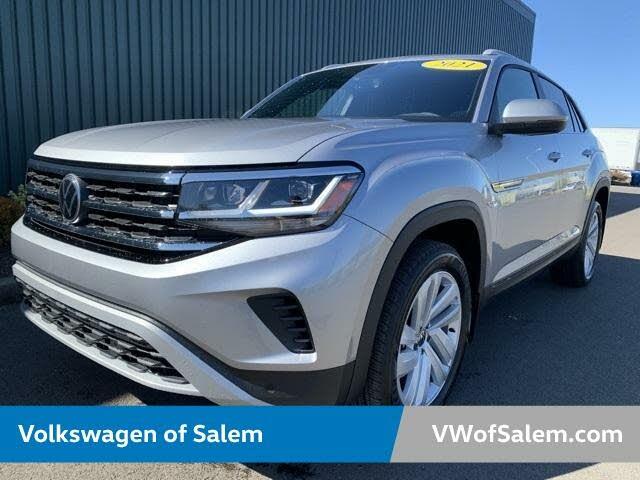 2021 Volkswagen Atlas Cross Sport V6 SE 4Motion AWD with Technology