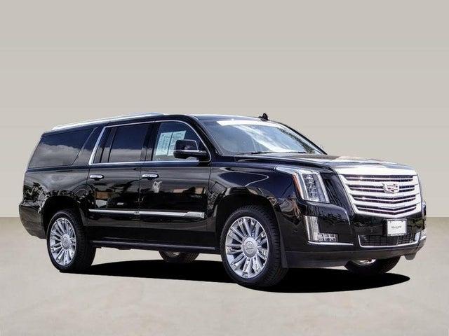 2019 Cadillac Escalade ESV Platinum 4WD