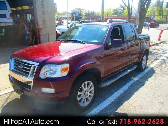 2007 Ford Explorer Sport Trac Limited 4WD