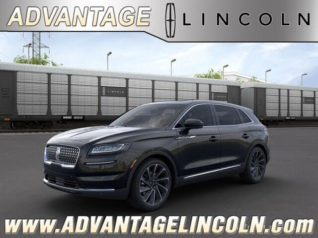 2021 Lincoln Nautilus Reserve FWD