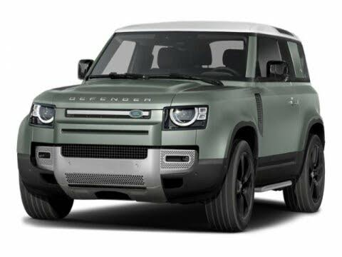 2021 Land Rover Defender 90 First Edition AWD