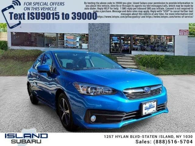 2020 Subaru Impreza 2.0i Premium Sedan AWD