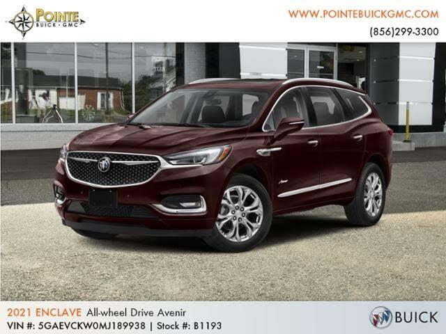 2021 Buick Enclave Avenir AWD