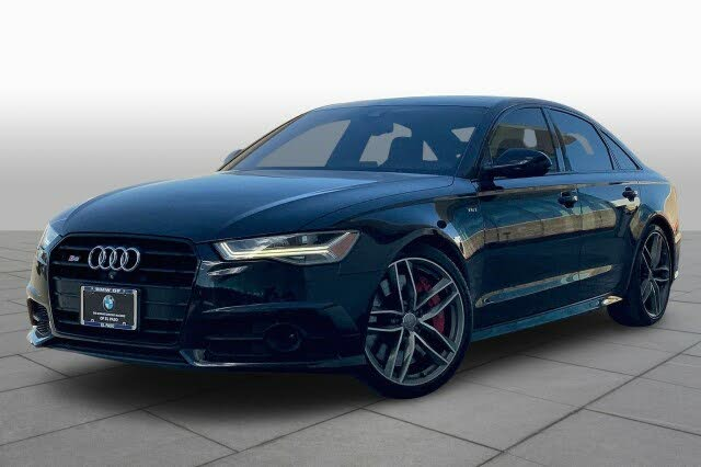 2017 Audi S6 4.0T quattro Premium Plus Sedan AWD