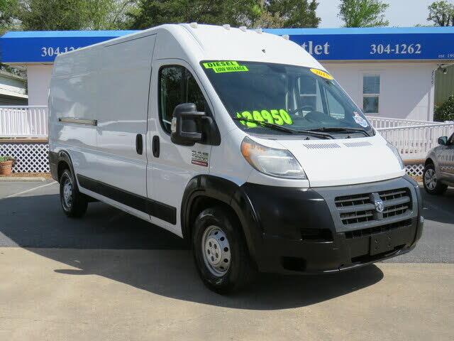 2015 RAM ProMaster 2500 159 High Roof Cargo Van