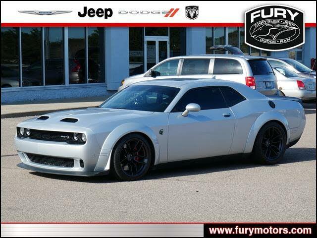2020 Dodge Challenger SRT Hellcat Redeye Widebody RWD