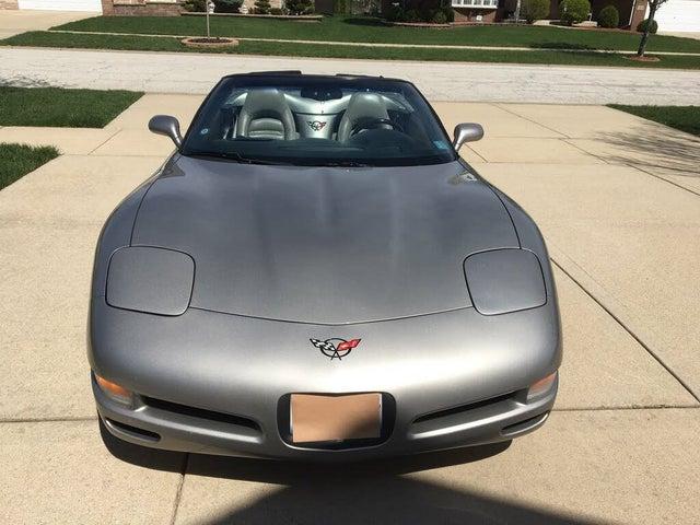 2001 Chevrolet Corvette Convertible RWD