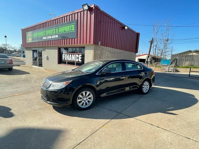 2012 Buick LaCrosse Convenience FWD