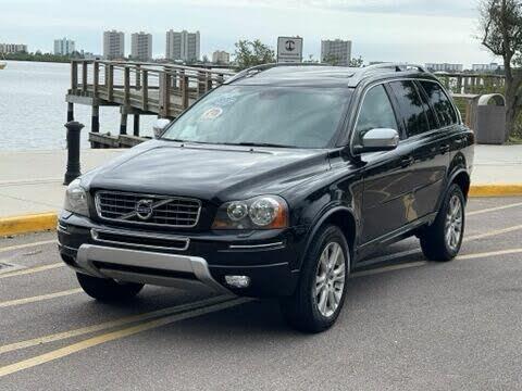 2013 Volvo XC90 3.2 Platinum FWD