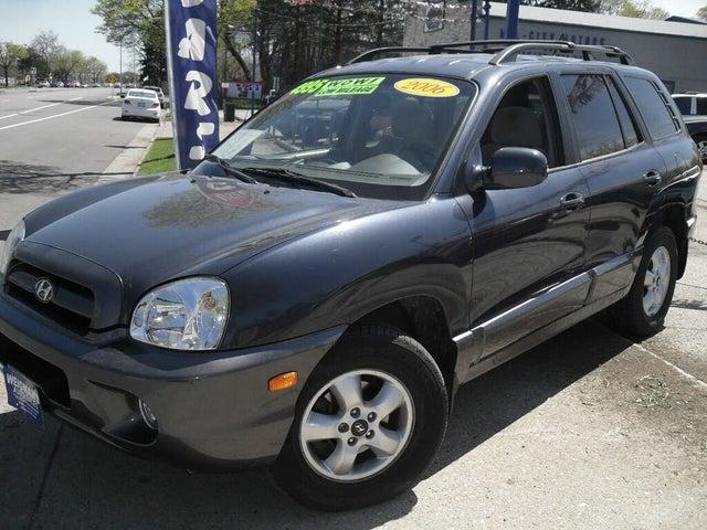 2006 Hyundai Santa Fe 3.5L GLS FWD