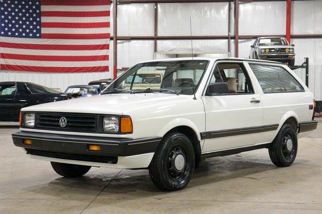 1989 Volkswagen Fox GL Wagon