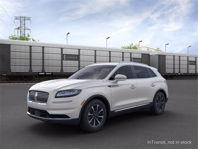 2021 Lincoln Nautilus