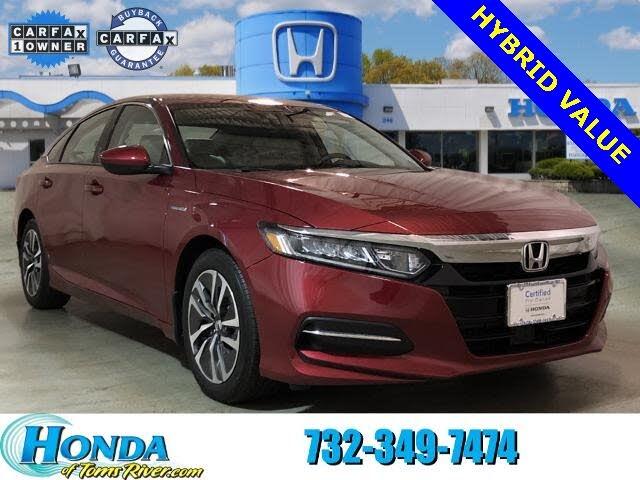 2019 Honda Accord Hybrid FWD