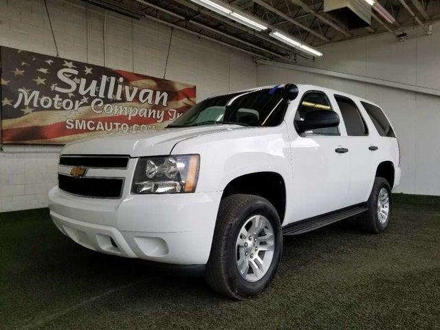 2012 Chevrolet Tahoe Fleet 4WD