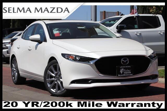 2021 Mazda MAZDA3 Preferred Sedan FWD