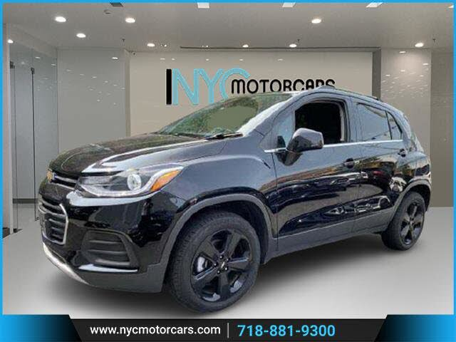 2018 Chevrolet Trax LT AWD