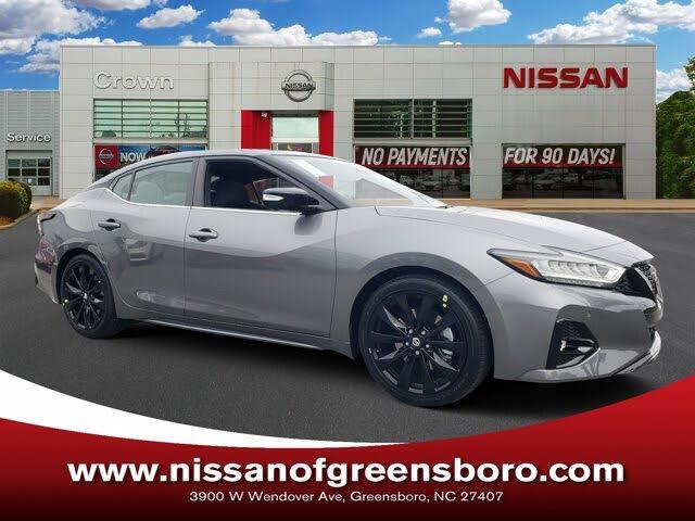 2021 Nissan Maxima SR FWD