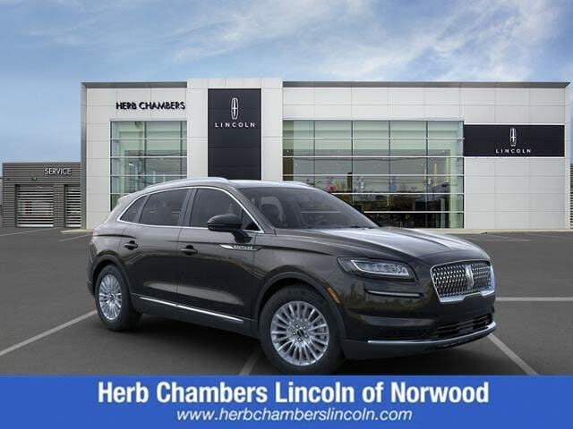 2021 Lincoln Nautilus AWD