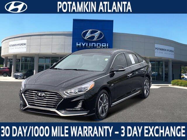 2018 Hyundai Sonata Hybrid Limited FWD