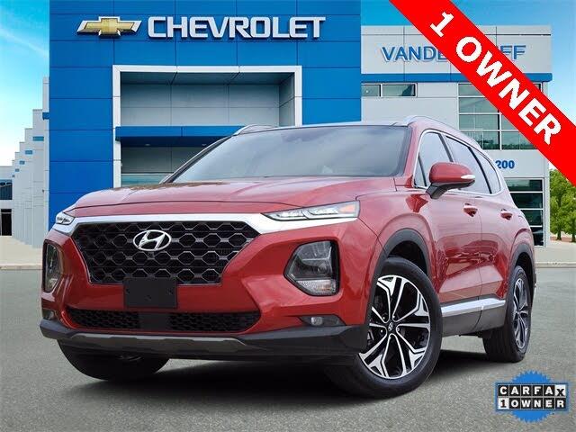 2019 Hyundai Santa Fe 2.0T Ultimate FWD