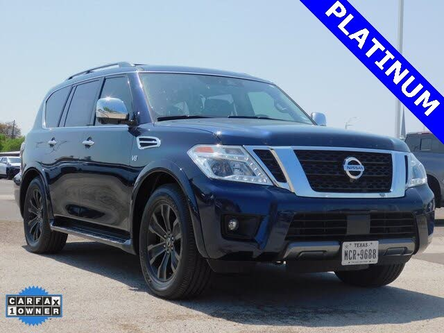 2019 Nissan Armada Platinum RWD