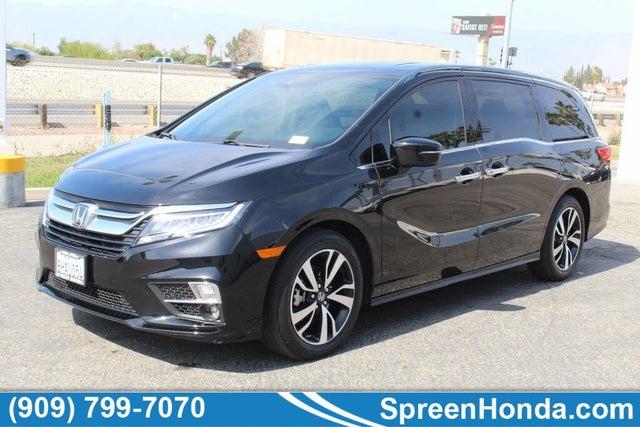 2019 Honda Odyssey Elite FWD