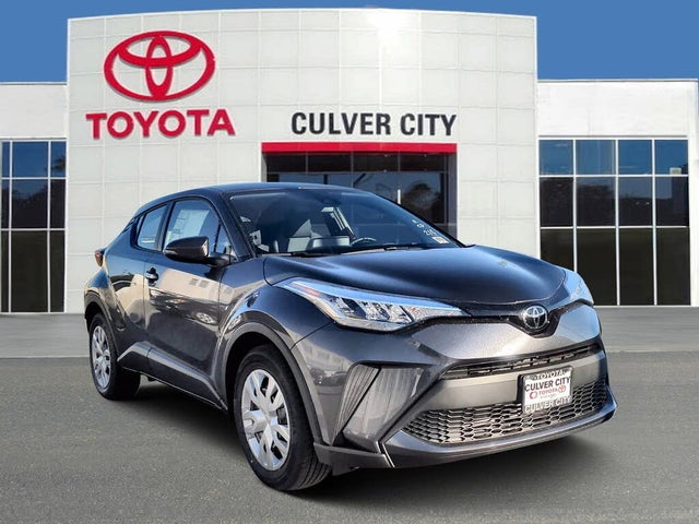 2021 Toyota C-HR LE FWD