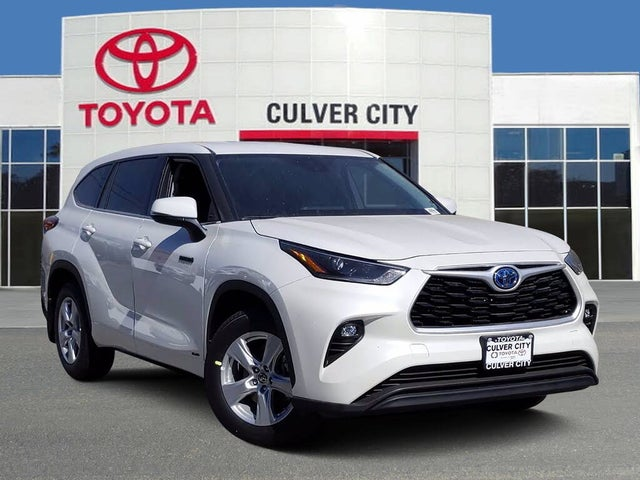 2021 Toyota Highlander Hybrid LE AWD