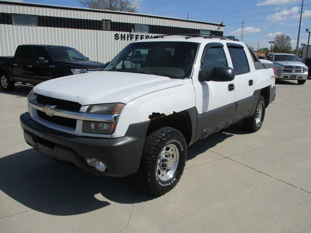 2005 Chevrolet Avalanche 2500 LS 4WD
