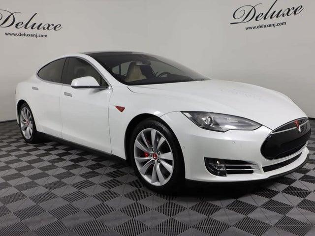 2015 Tesla Model S P85D AWD