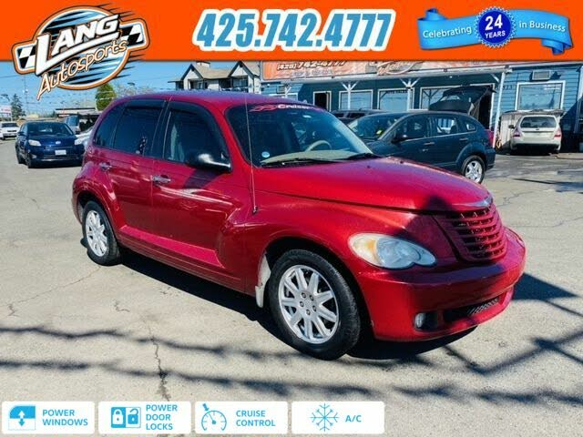 2008 Chrysler PT Cruiser Touring Wagon FWD