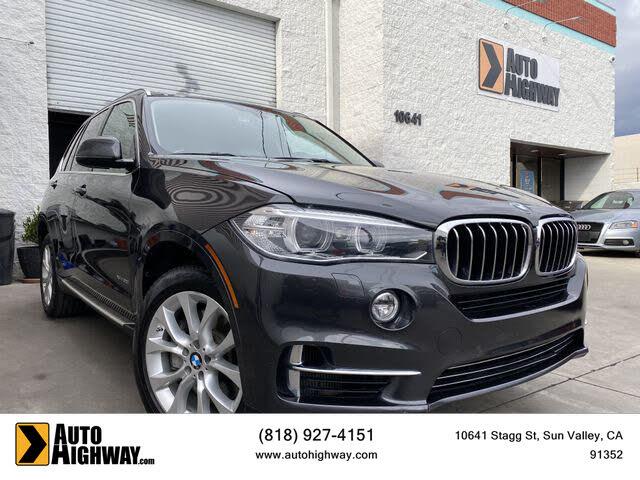 2014 BMW X5 xDrive50i AWD