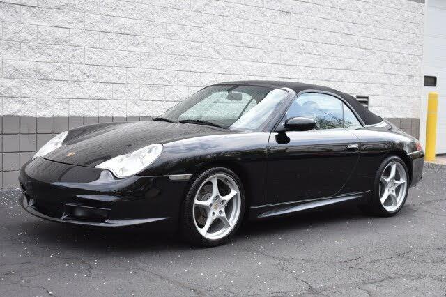 2003 Porsche 911 Carrera Convertible